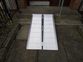Mobility ramp for sale.