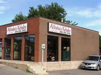 Business for Sale or Lease: Alibaba's Kebobs