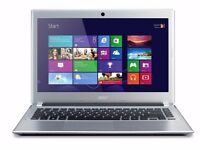 Acer Aspire V5-431 14 inch Laptop Intel Pentium 987 1.5 GHz, 4 GB RAM, 500 GB HDD