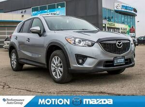 2015 Mazda CX-5 GS Sunroof Navi+ Winter Tire Pkg