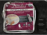 Dreamland Intelliheat Heated Mattress Protector -Double Dual