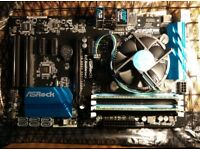 Asrock Z97 Anniversary motherboard for sale