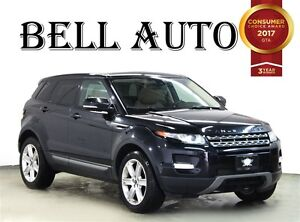 2012 Land Rover Range Rover Evoque PURE PLUS NAVIGATION PANORAMI