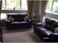 Exchange 2 double bedroom flat for 3 bed house