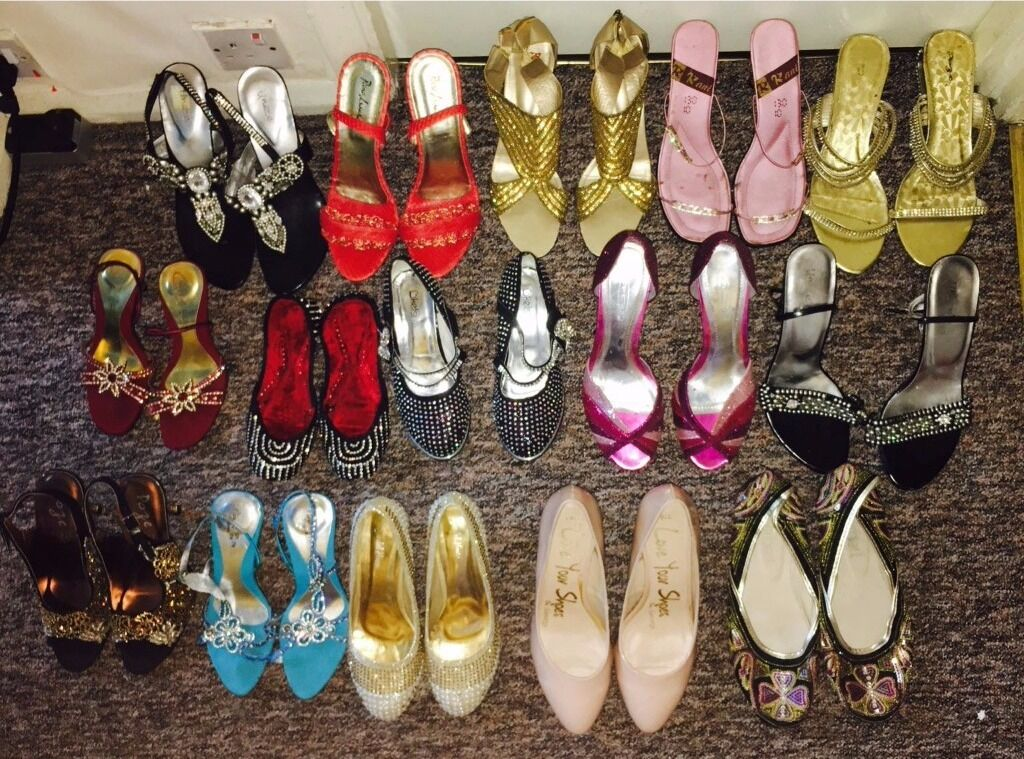 Ladies Shoes heels joblot