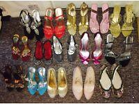 Ladies Shoes heels joblot