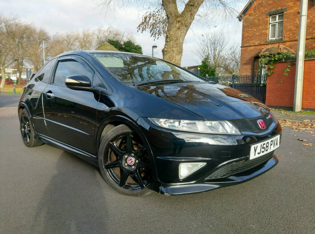 honda civic type r fn2 2008 58 reg hpi clear 71000 miles. Black Bedroom Furniture Sets. Home Design Ideas