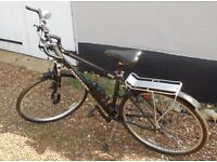 Useful hybrid bike - good off road and good for commute