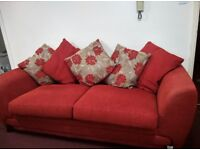 *URGENT* Good Condition and Very comfortable 3 Seater Sofa for sale