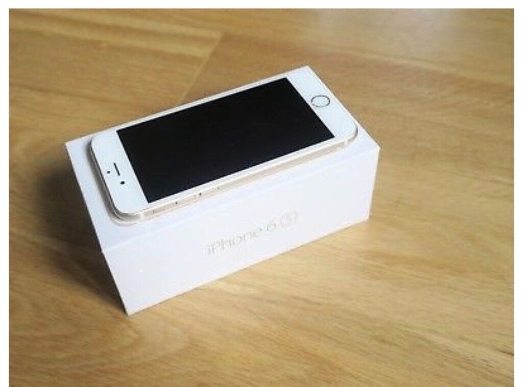 Apple iphone 6S 64GB Gold excellent condition