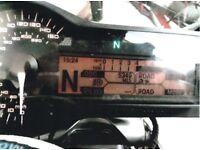 BMW R1200R damaged, spares or repairs