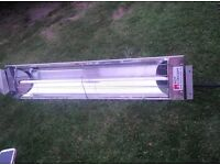 INFRATECH patio heater
