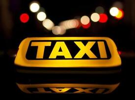 Glasgow City Council Licensed Private Hire Car to hire