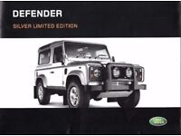 Barn find rare Land Rover Defender Double Cab 'Silver'