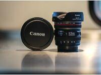 CANON 8-15 - F4 - Fisheye Lens