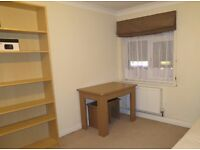 Clean, large and furnished double bedroom for Single occupancy