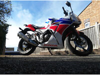 HONDA CBR 300 RA-F *very good condition* 2015 * ABS *