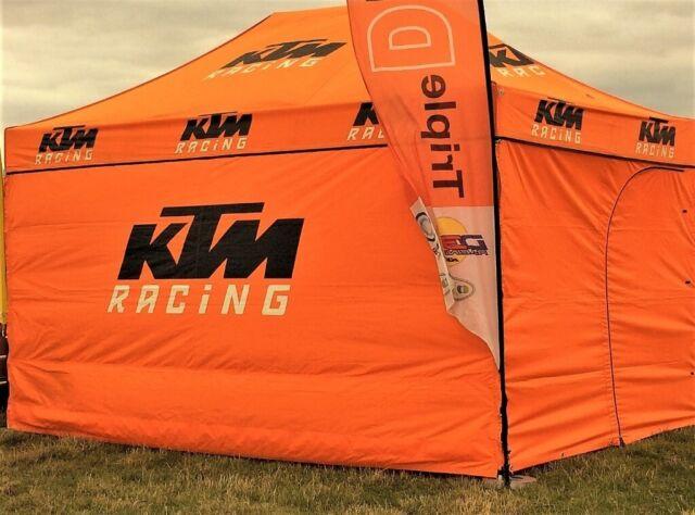 lowest price 9a490 c1538 KTM Pro Heavy-Duty Race-Pit-Paddock-Hospitality Awning-Gazebo 4.50m x 3.00m    in Balerno, Edinburgh   Gumtree