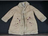 Child's Coat, Age 3-4 Years