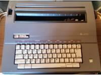 Smith Corona Portable Electric Typewriter SL470