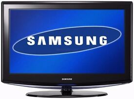 "Samsung 37"" inch LED LCD TV HD Ready Flat Television, Freeview, 3x HDMI, LE37R88BD not 32 39 40"