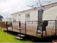 6 berth 3 bed caravan,ingoldmells,DOG FRIENDLY,1-7 oct £180 JULY/AUGUST FULLY BOOKED