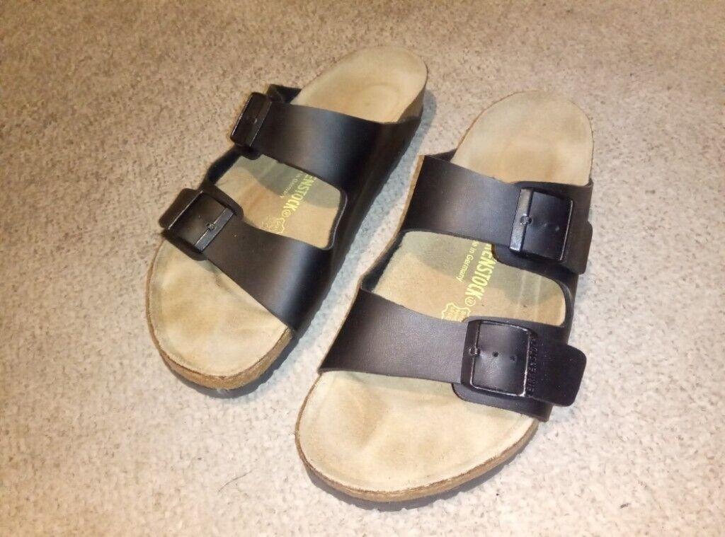 Birkenstock Unisex Adults' Arizona Birko-Flor Sandals Size 43 (UK size 10  mens) | in Gloucester Road, Bristol | Gumtree