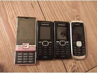 nokia and sony ericsson phone for sale
