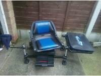 Preston 360 fishing seat