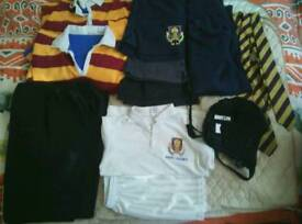 Bishops of Hereford school uniform bundle