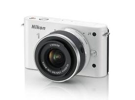 Nikon 1 Digital Camera With 10-30mm Kit Zoom Lens