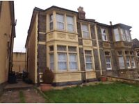 Double for rent in a shared house in Totterdown