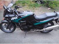1999 Kawasaki gpz 500s