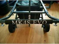 Carp porter Mk4s evo carp wheel barrow carp gear
