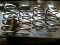 Vectra 3.0 cdti eibach pro kit springs