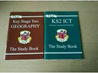 KS2 CGP books