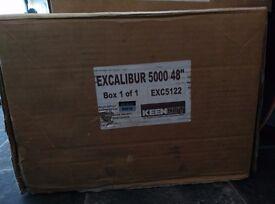 Keencut Excalibur 5000 picture framing glass cutter /sheet cutter