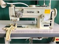 Brother Japan Compound feed walking foot industrial Sewing Machine