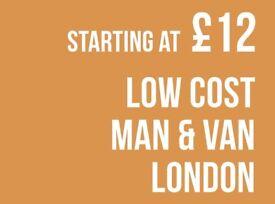 CHEAPEST DAGENHAM Man & Van. Starting £12! Save 80%! UK Govt. UKTI Endorsed