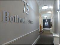 Treatment/Consultation Room rental-Glasgow City Centre