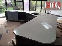 Kitchen Worktop Fitters | Affordable Prices | Granite | Quartz | Marble | All colours available