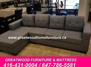 **BRAND NEW CONDO SIZE SECTIONAL ...$399 ..LIMITED STOCK!!