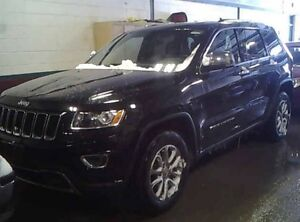 2016 Jeep Grand Cherokee Limited *AWD, SIÈGES CUIR,