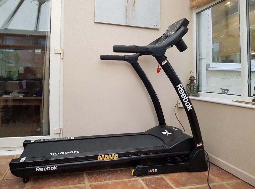 Reebok Zr8 Treadmill Manualsar New Condition In