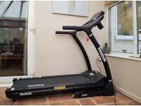 Reebok ZR8 Treadmill + Manuals........Near new condition