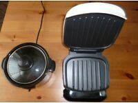 Slow Cooker & George Forman Grill £15