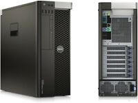 Dell Precision T3600 Xeon Hexa Core 3.2Ghz,16GB,500gb, Nvidia Quadro 2000, Win 7 WOW