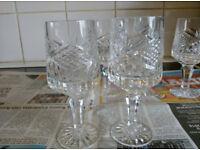 Tyrone Crystal Slieve Donard White Wine Glass