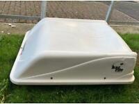 Thule Kar-rite roof box 340L