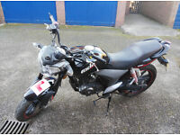 Generic Code 125 cc LOW MILEAGE